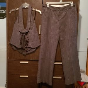 Vest and Pant Set